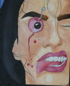 Araceli Ruiz' artwork. /Courtesy