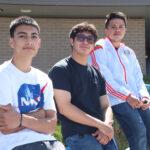 Rudy Leeth, Irah Montenegro, and Luis Solis. /Ron Espinola • The Brand