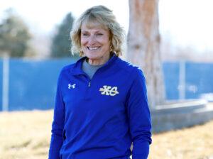 Coach Kitty Norcutt./Ron Espinola • The Brand