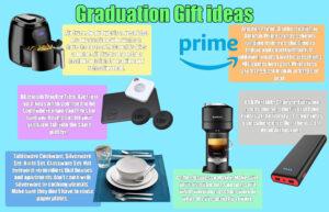 Graduation Gift Ideas. /Ron Espinola