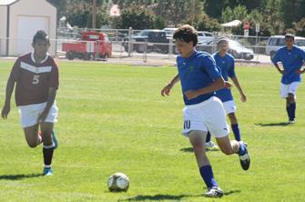 Boys soccer takes down Dayton Dust Devils