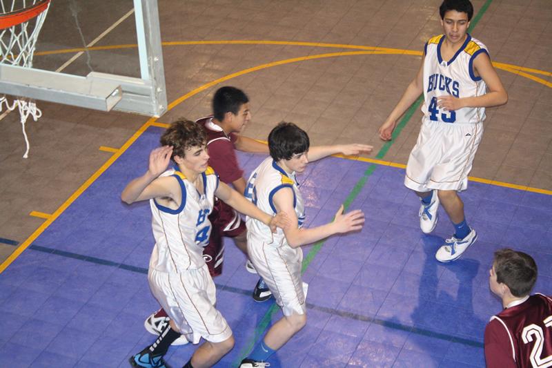 Freshman boy's basketball has successful season