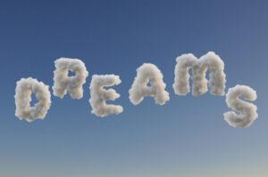 Dream graphic. /Biljana Jovanovic • Pixabay