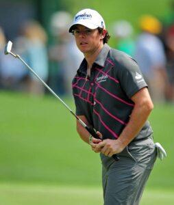 Golfer Rory Mcllroy. /MCT