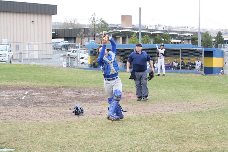 JV baseball loses doubleheader to Yerington