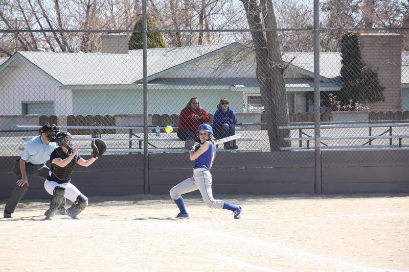 JV softball continues march toward undefeated season