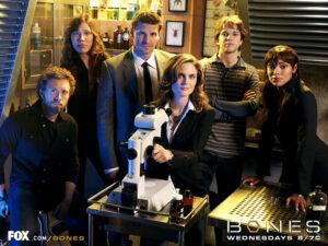 """The cast of """"Bones"""". /Courtesy • fox.com"""