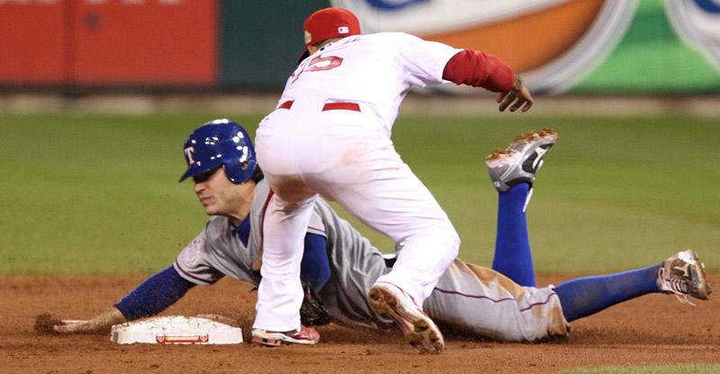 Coaches Lucas and Walton predict the World Series