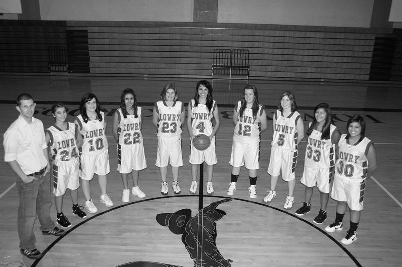 Freshman girls basketball opens season
