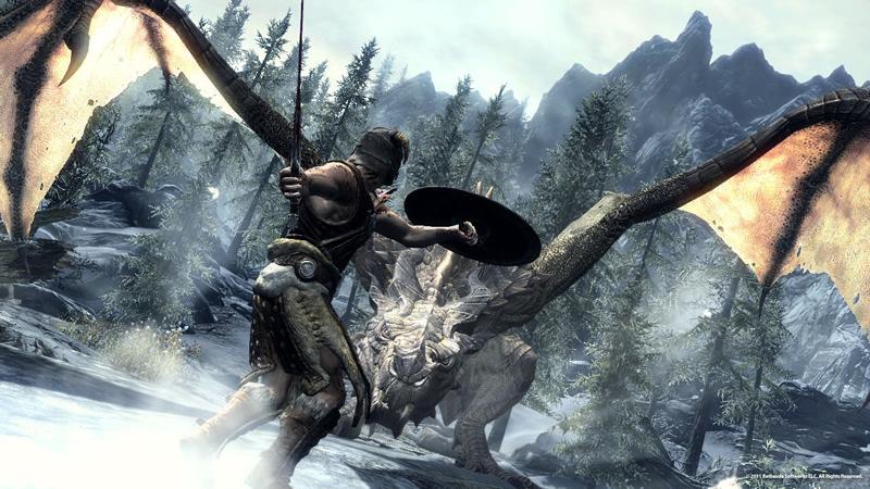 Game review: 'Elder Scrolls V: Skyrim'