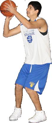 Athlete of the Issue: Joel Mendoza