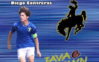Diego Contreras, Athlete of the Week